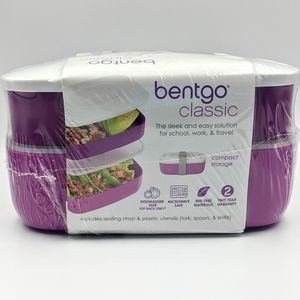 Bentgo Classic Stackable Lunch Box